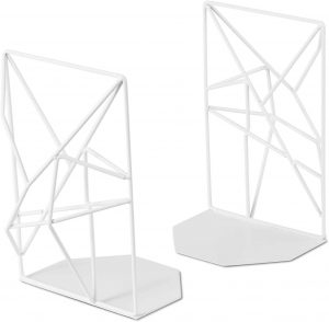 SRIWATANA Bookends - White